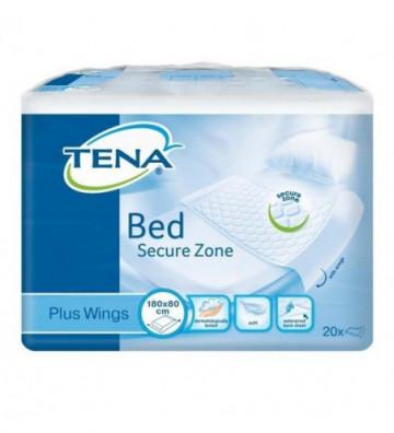 Tena Bed Plus Resg C/ Abas...