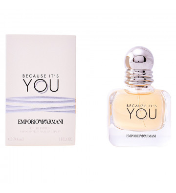 BECAUSE IT'S YOU edp...