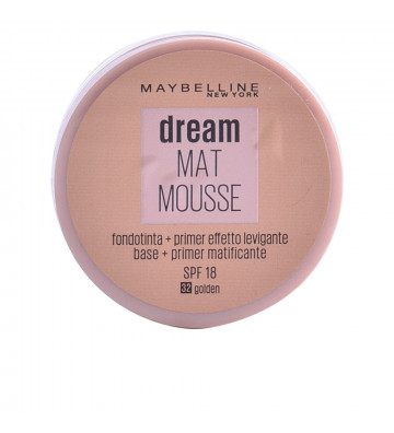DREAM MATT mousse 32-golden