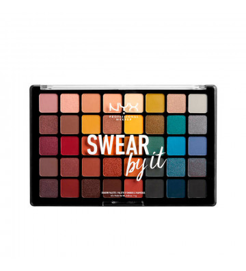 SWEAR BY IT shadow palette...