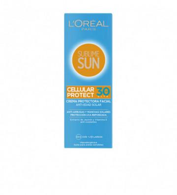 SUBLIME SUN facial cellular...