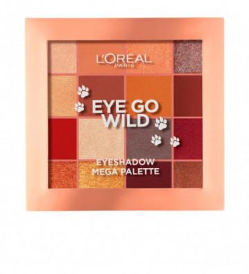 EYE GO WILD eyeshadow mega...
