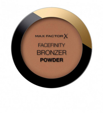 FACEFINITY BRONZER powder...