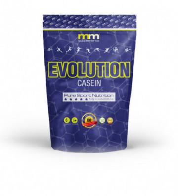 EVOLUTION casein meringue...