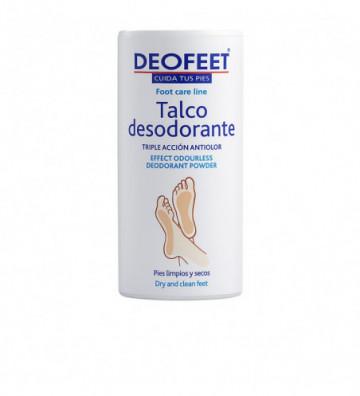 TALCO desodorante para pies...