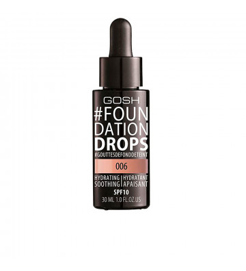 FOUNDATION DROPS hydrating...