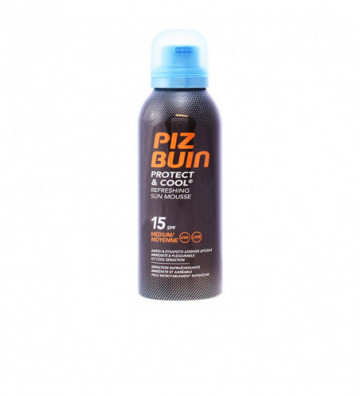 PROTECT & COOL sun mousse...