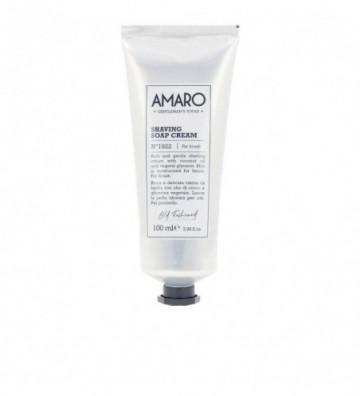 AMARO shaving soap cream...