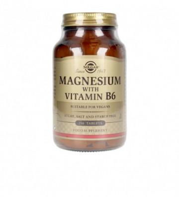 MAGNESIO + B6 250 comprimidos
