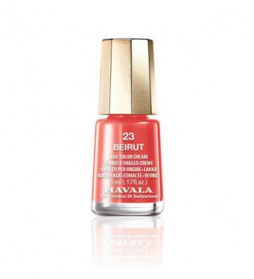 NAIL COLOR 23-beirut 5 ml