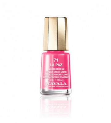 NAIL COLOR 71-la paz 5 ml