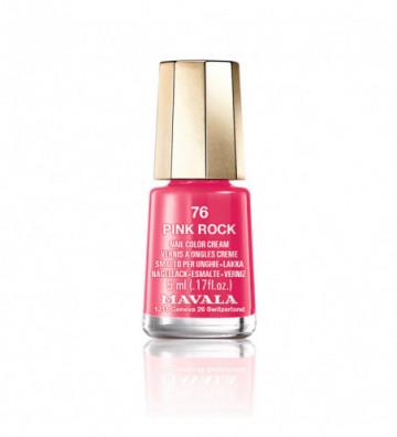 NAIL COLOR 76-pink rock 5 ml