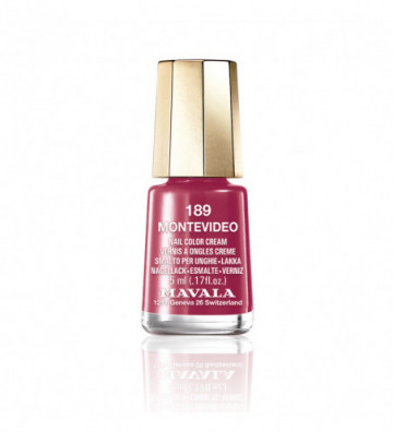 NAIL COLOR 189-montevideo 5 ml