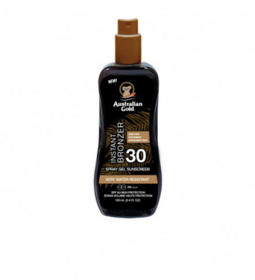 SUNSCREEN SPF30 spray gel...