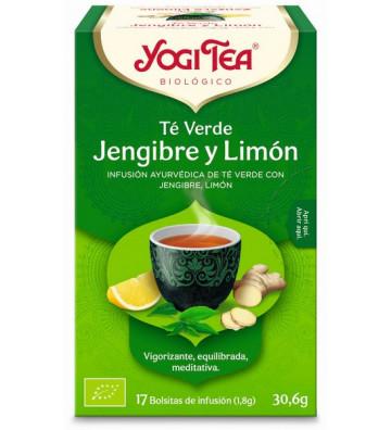 Yogi Tea Bio Cha C. Verde...
