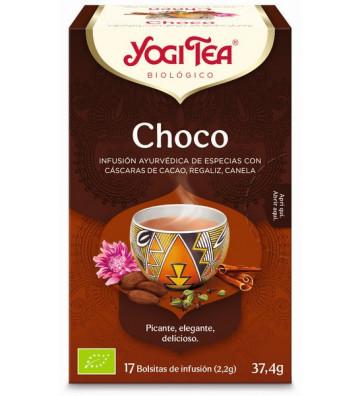 Yogi Tea Bio Cha Choco 17 Saq