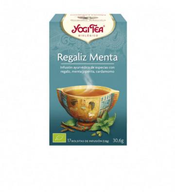 Yogi Tea Bio Cha Alcacuz...