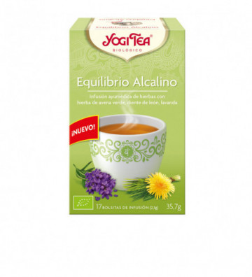 Yogi Tea Bio Cha Equilibrio...