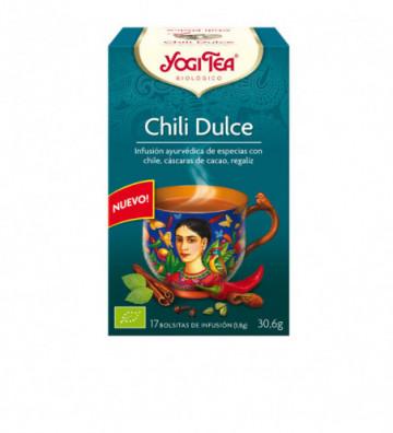Yogi Tea Bio Cha Chili Doce...