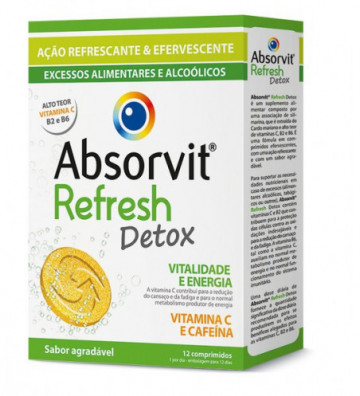Absorvit Refresh Comp Ef X 12