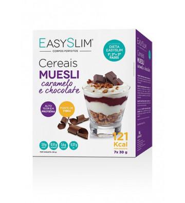 Easyslim Muesli Car/Choc...