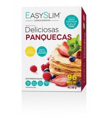 Easyslim Panquecas Doces...