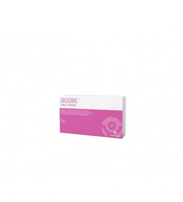 Baciginal Oral Forte Caps X 14