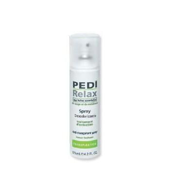 Pedi Relax Spray Transp 125 mL