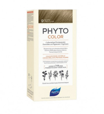 Phytocolor Col 9 Louro Mt...