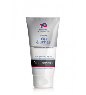 Neutrogena Cr Maos Unhas 50 mL