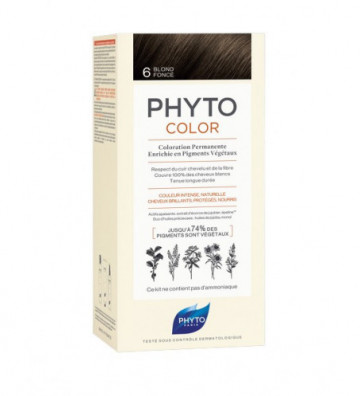 Phytocolor Col 6 Louro Escuro