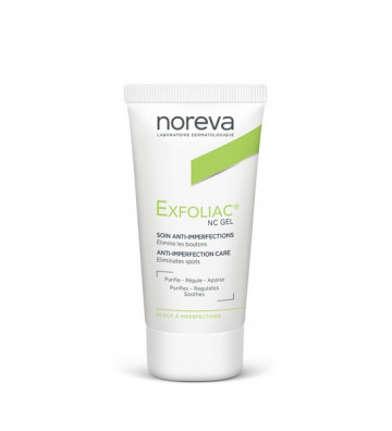 Noreva Exfoliac Gel Nc 30 mL