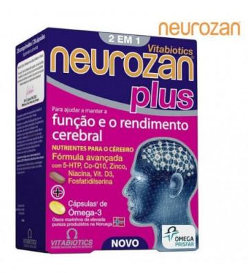 Neurozan Plus 28 Caps+28 Comp