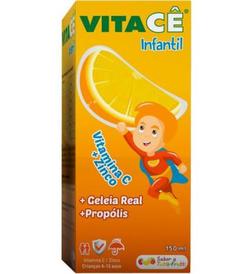 Vitace Infantil Sol Oral...