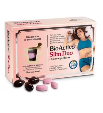 Bioactivo Slimduo Caps X 60...