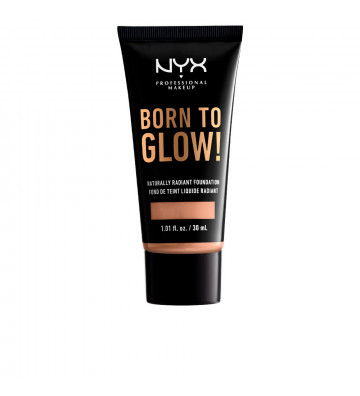 BORN TO GLOW naturally...