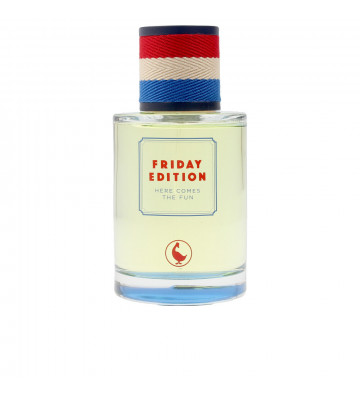 FRIDAY EDITION edt...