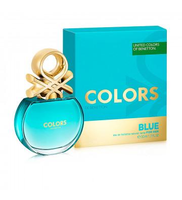 COLORS BLUE edt vaporizador...
