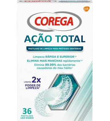Corega Acao Total Past Limp...