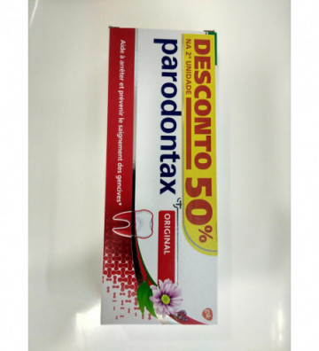 Parodontax Original Pasta...