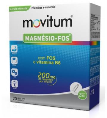 Movitum Magnesio Fos Amp...