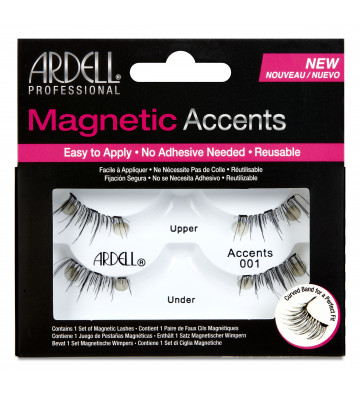 MAGNETIC ACCENT lash 001