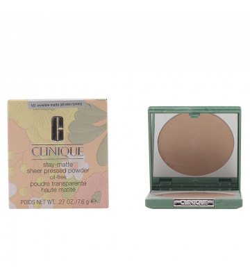STAY MATTE SHEER powder...