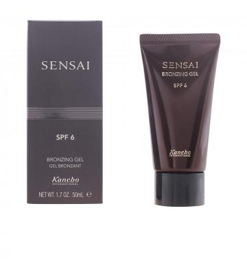 SENSAI BRONZING gel SPF6...