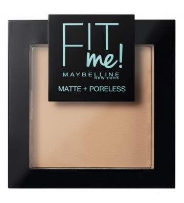 FIT ME MATTE+PORELESS...