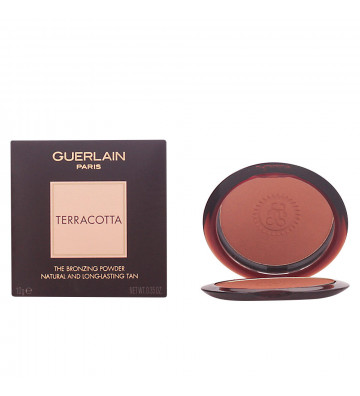 TERRACOTTA bronzing powder...