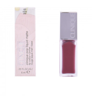 POP LIQUID MATTE lip colour...