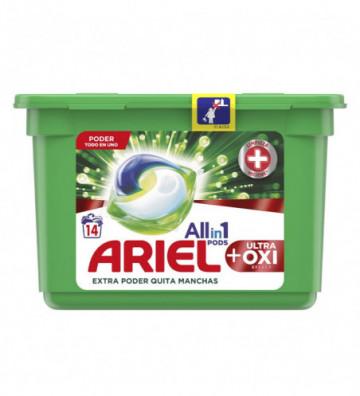 ARIEL PODS ULTRA OXI 3en1...