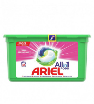 ARIEL PODS SENSACIONES 3en1...