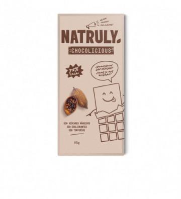 CHOCOLICIOUS 72% cacao 85 gr